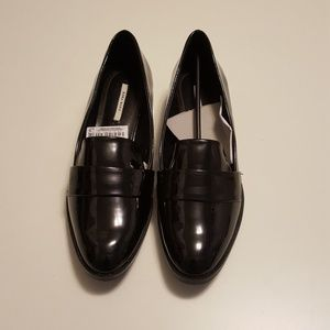 Zara Womens Black Shoes Size US 8